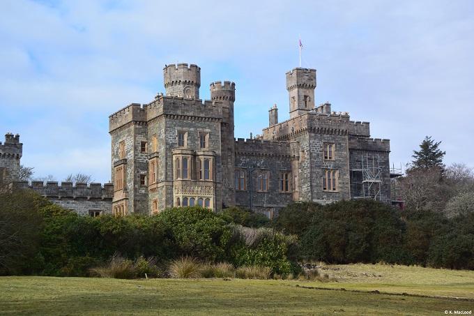Lews Castle Outer Hebrides