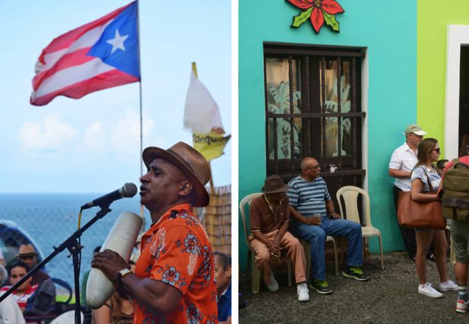 San Juan Street Party