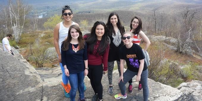 Top of Mt Beacon