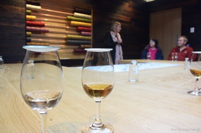 Harris Distillery Tasting Room