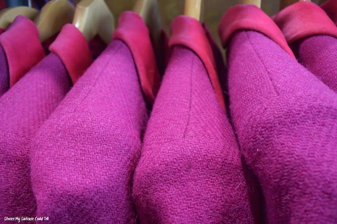 Harris Tweed blazers