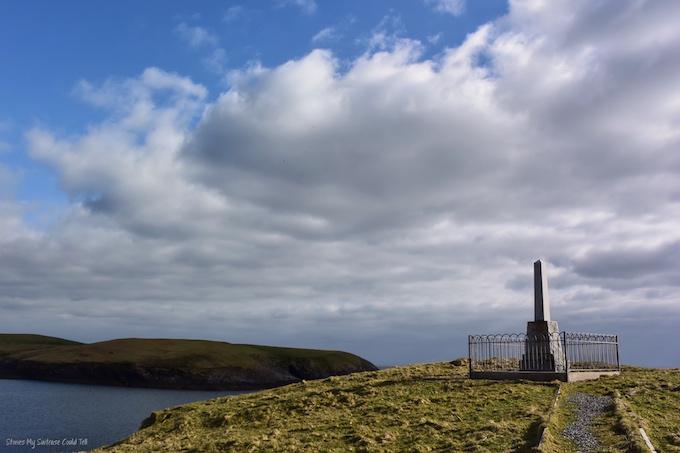 Iolaire Memorial Isle of Lewis