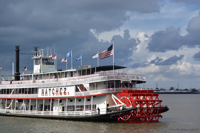 Natchez steamboat New Orleans