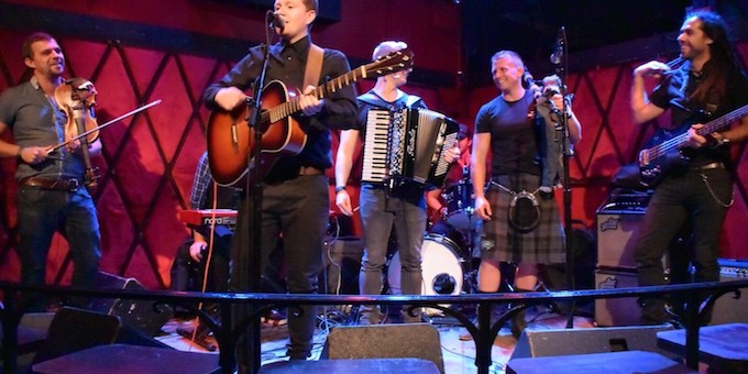 Skerryvore in NYC: A Lesson in the Power of Music