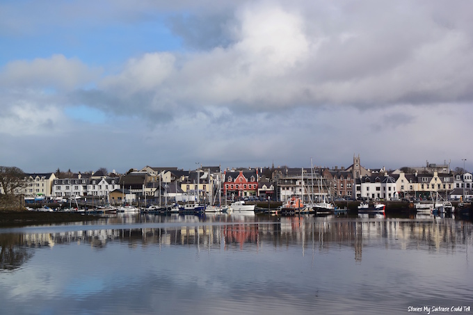 Stornoway Isle of Lewis
