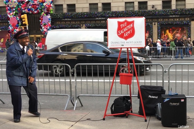 Salvation Army Carols