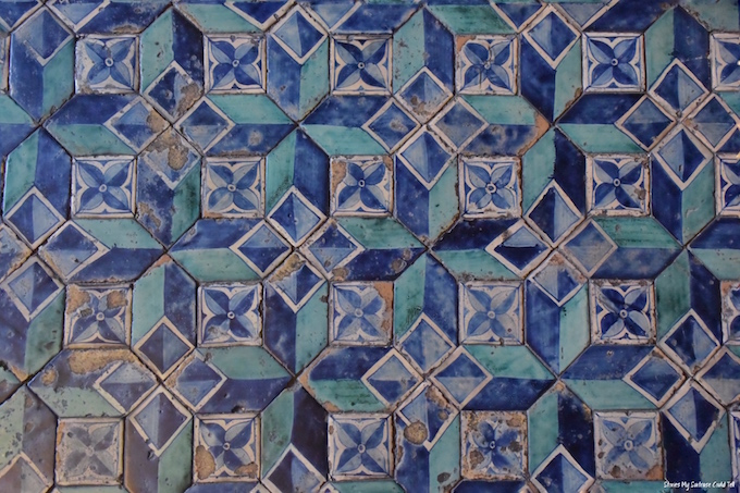 Vatican mosaic floor