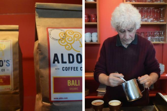 Aldo's Cafe Greenport Long Island