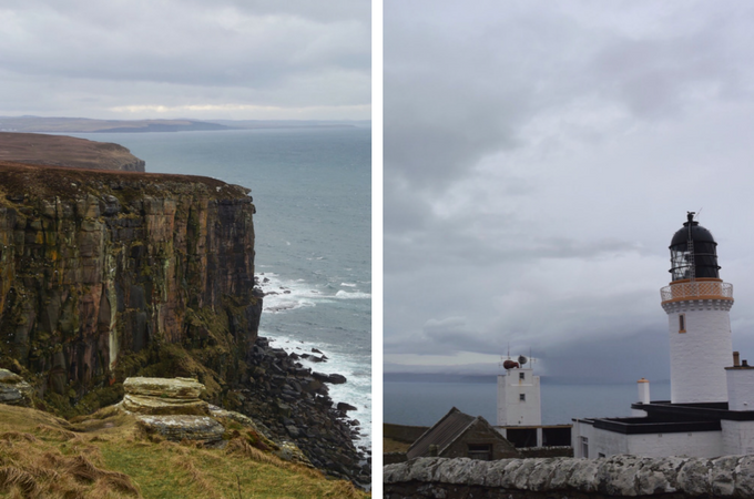 Dunnet Head Lighthouse Caithness