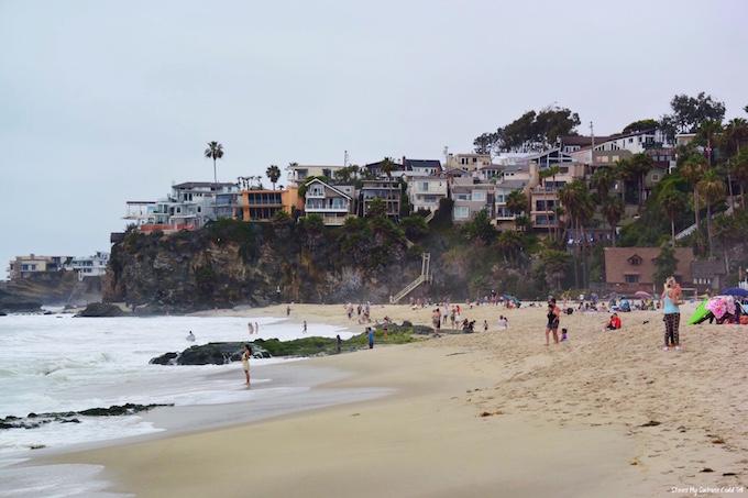 1000 Steps Beach California