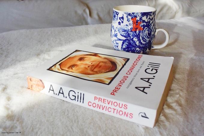 A A Gill Previous Convictions