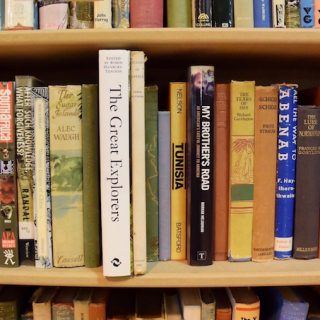 The Armchair Travel Series #1: Books That Inspire Travel