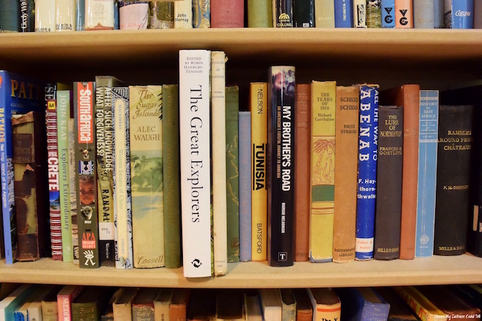 Armchair Travel Books