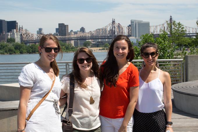 Blogger tour Long Island City