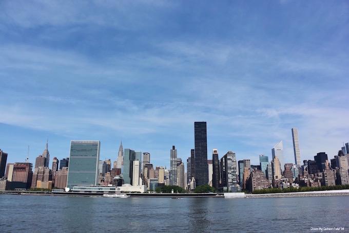 Long Island City views of NYC