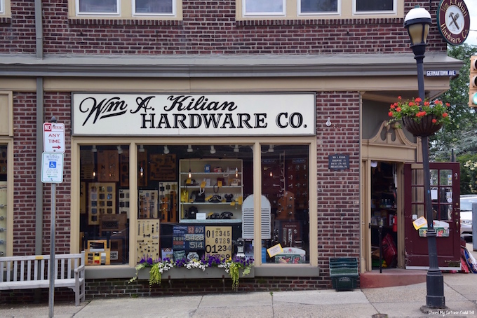 Killian Hardware Chestnut Hill
