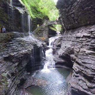 A Hike In Watkins Glen State Park