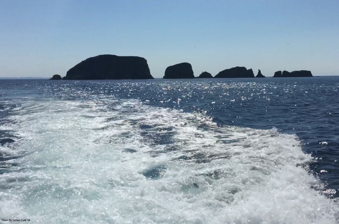 Shiant Isles video