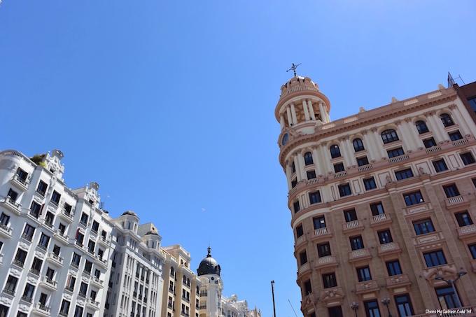 Grand Via Madrid