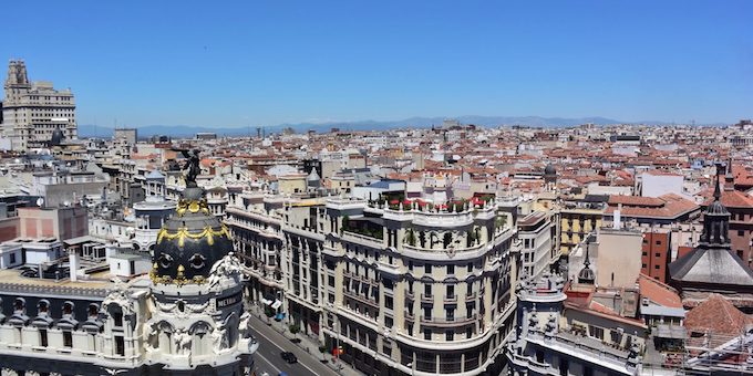 A Summer City Break in Madrid