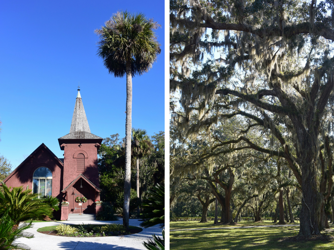 Historic District Jekyll Island