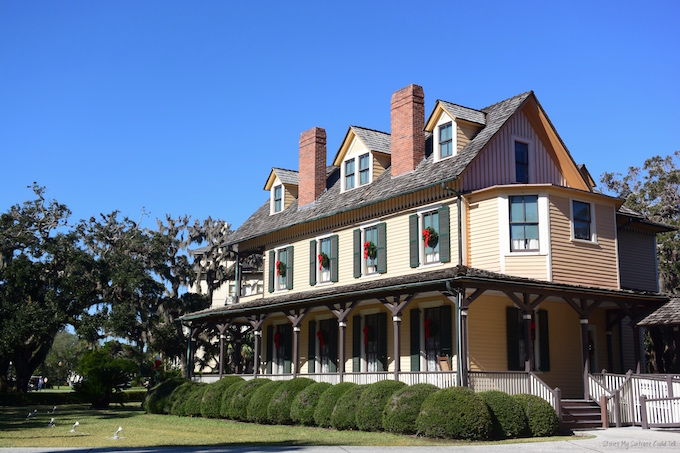 Jekyll Island Club Cottage
