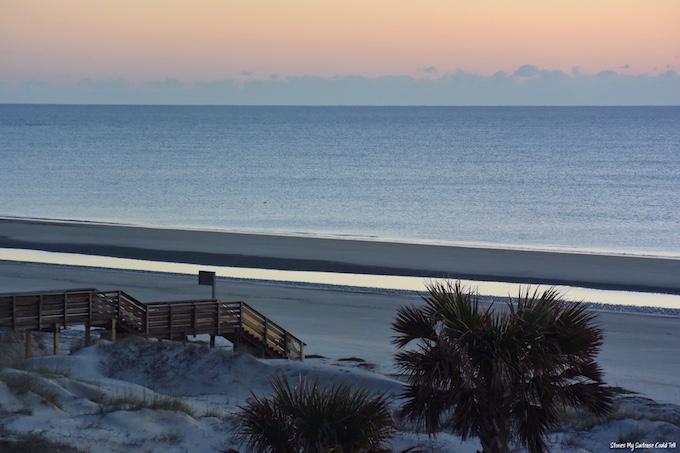 Jekyll Island Sunrise