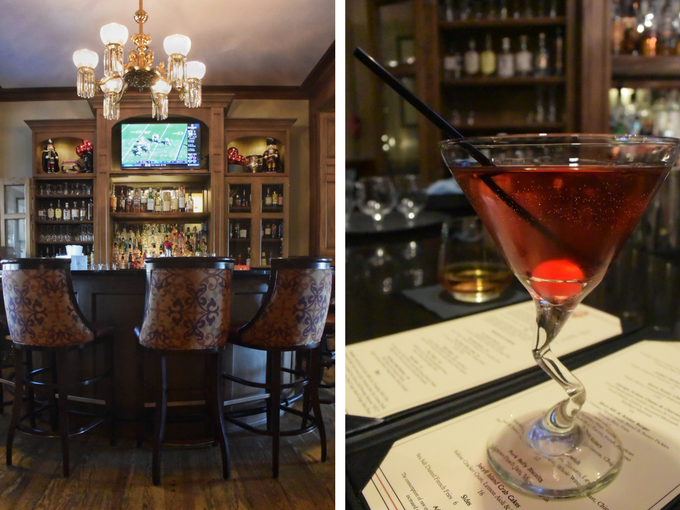 Lobby Bar Jekyll Island Club