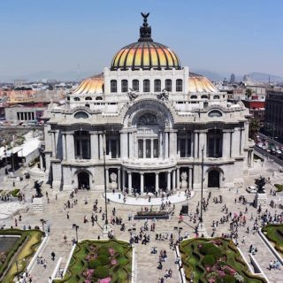 An Unexpected Week in Mexico City