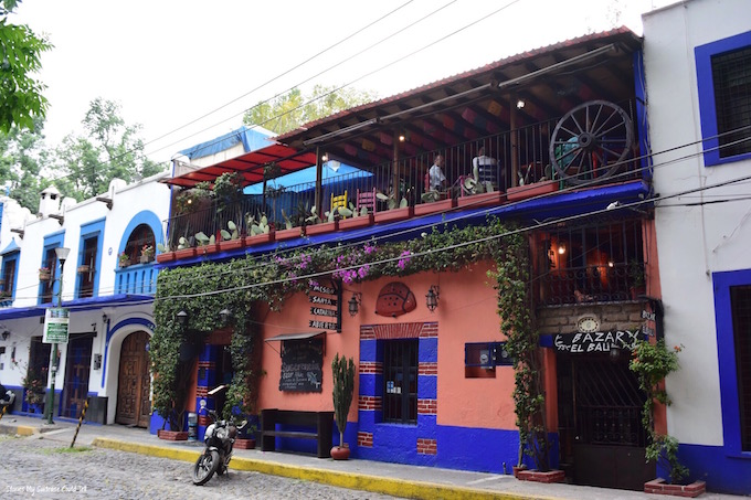 Coyoacan street