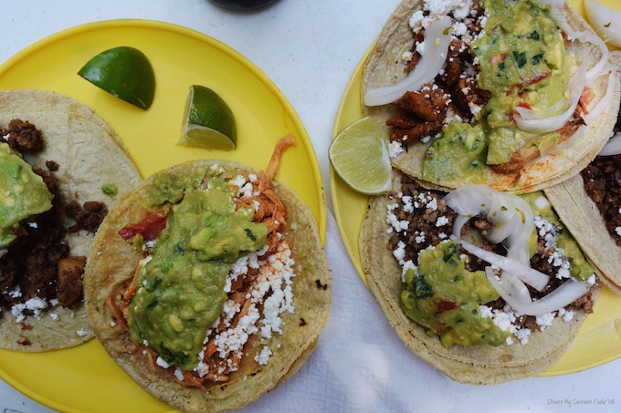 Hola Tacos Mexico City