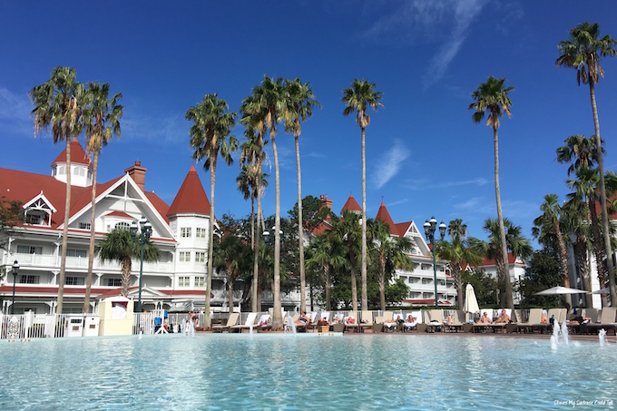 Disney Grand Floridian Hotel