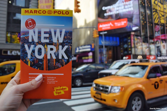 Guidebook Times Square