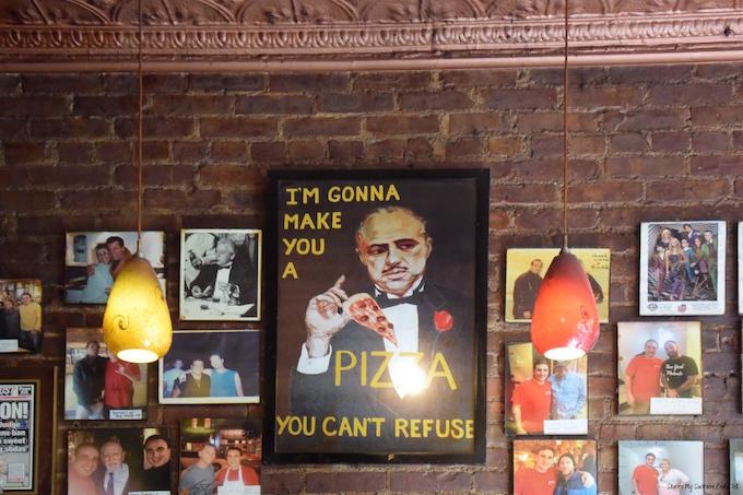 Prince Street Pizza New York City