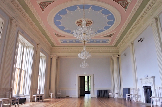 Lews Castle Ballroom