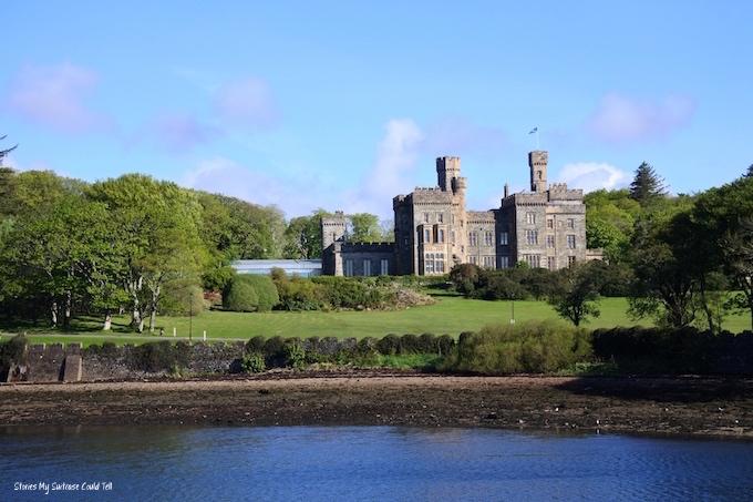 Lews Castle Lewis and Harris