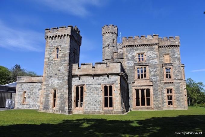 Lews Castle Stornoway