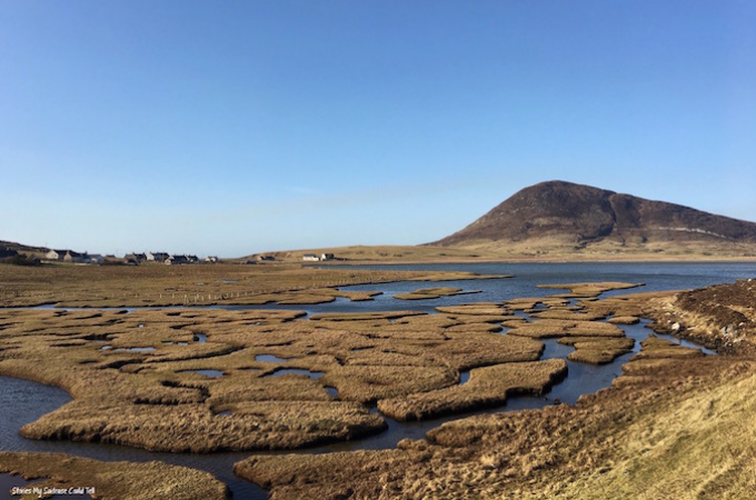 Northton Isle of Harris Tidal Marsh