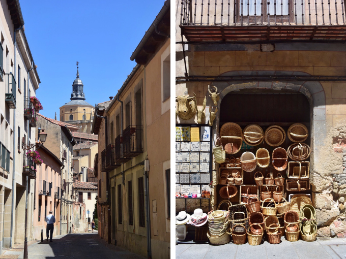Segovia Streets