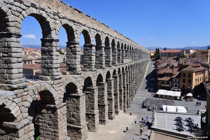 Segovia aqeuduct
