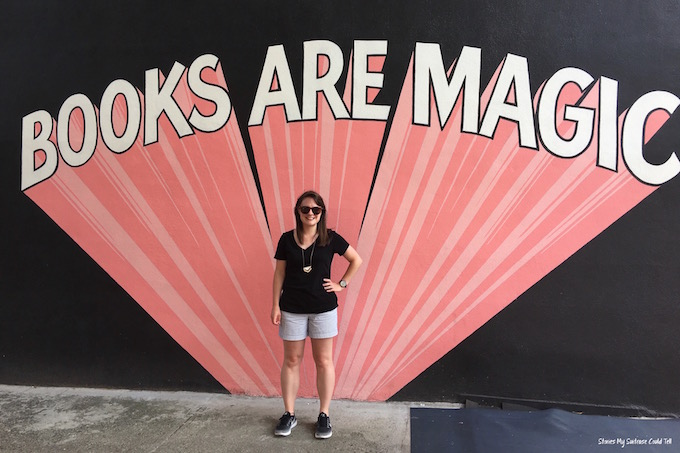 Books Are Magic Sign