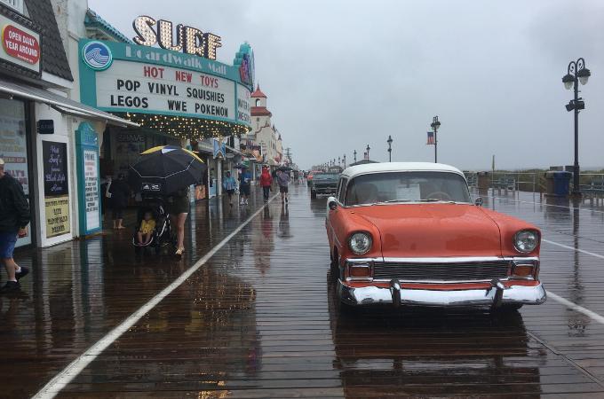 Car show Ocean City