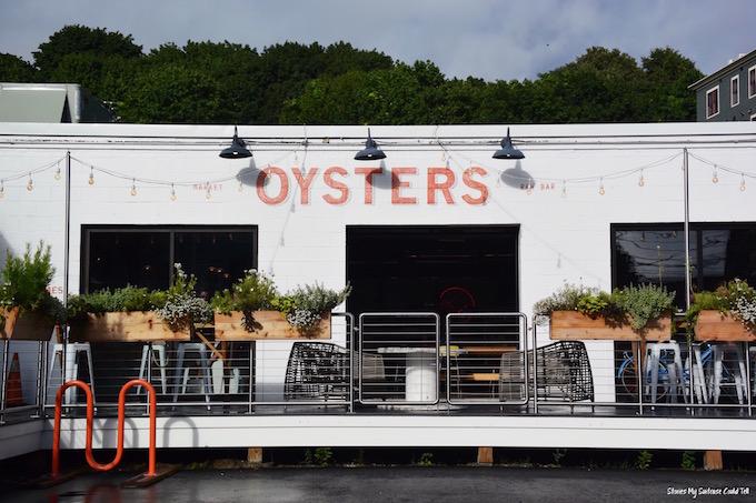 Portland Maine oyster restaurant