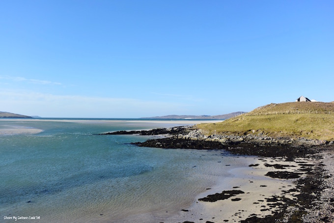 Luskentyre Isle of Harris Outer Hebrides