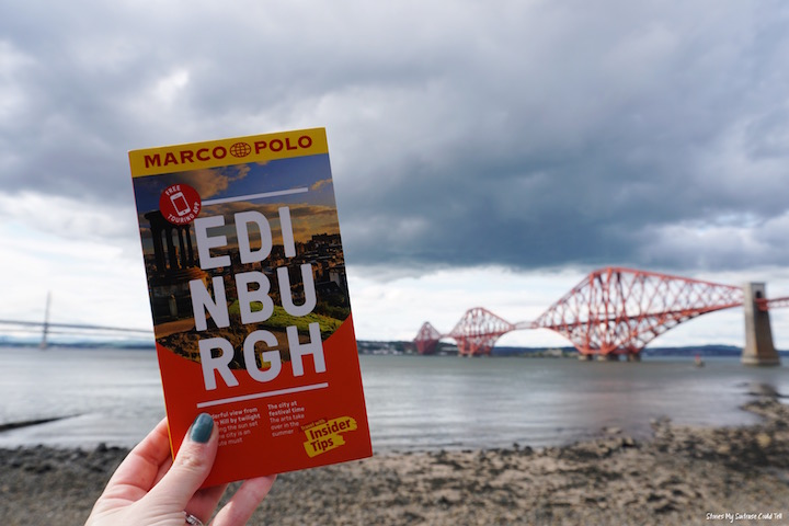 day trip to Edinburgh guidebook