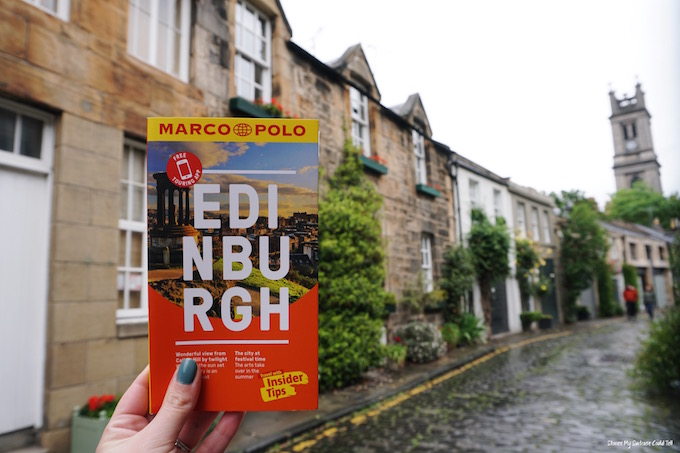 Edinburgh guidebook New Town