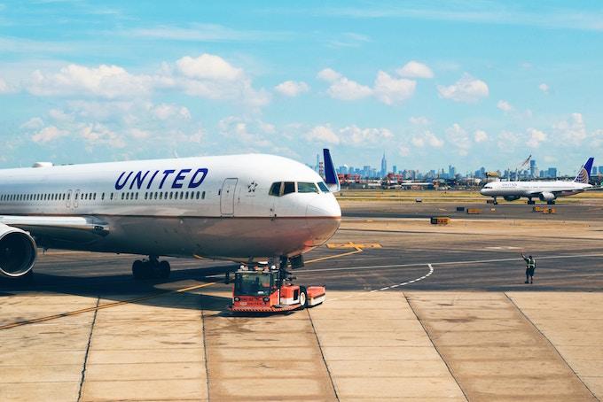 United EU flight delay compensation