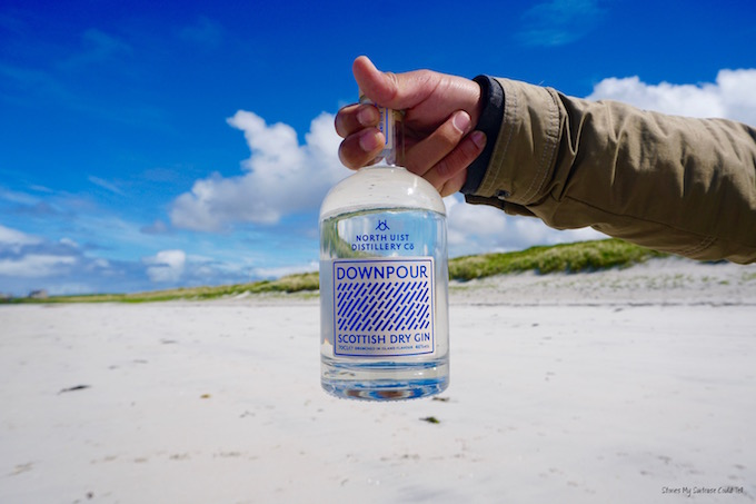 Downpour Gin North Uist