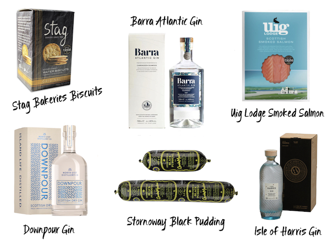 Outer Hebrides Food Gifts