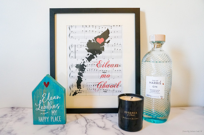 Outer Hebrides Gift Guide